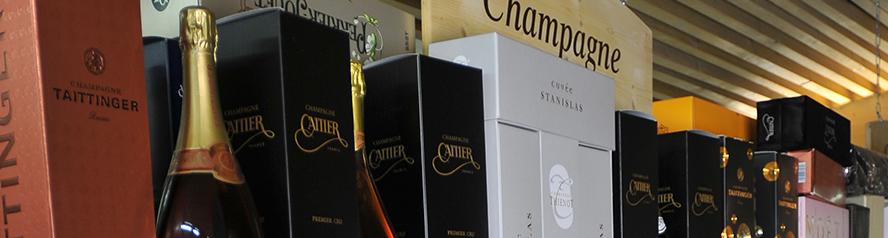Hypberboissons Nancy - vins champagnes alcools