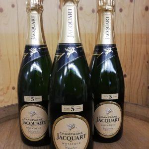 Champagne Jacquart Brut Mosaîque